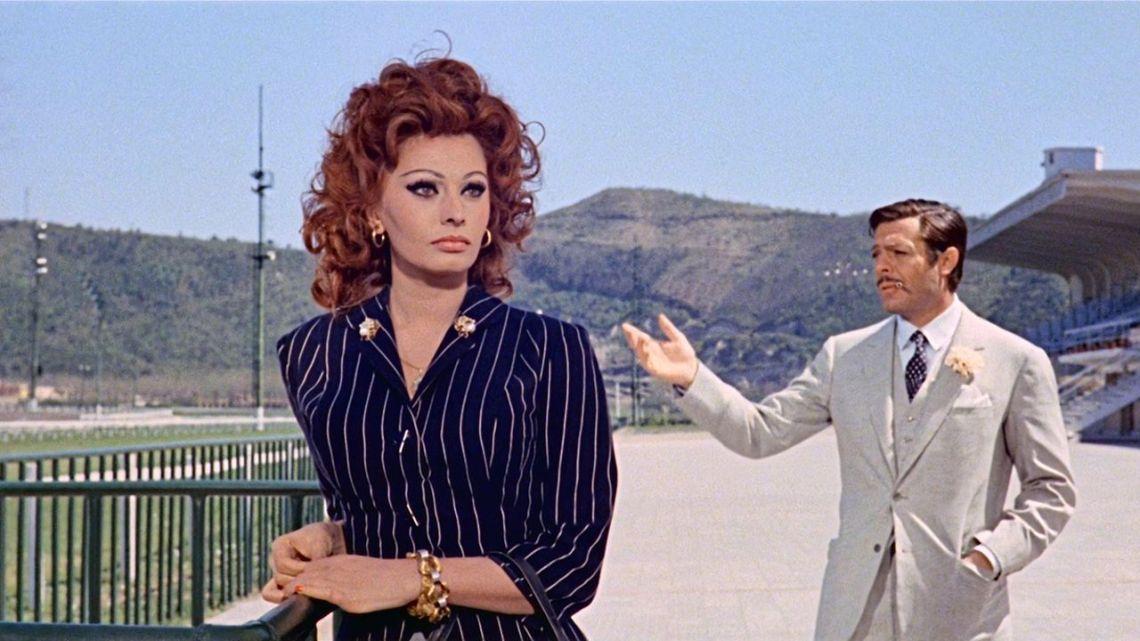 Il pARTicolare. Sophia Loren, immensa Filumena Marturano
