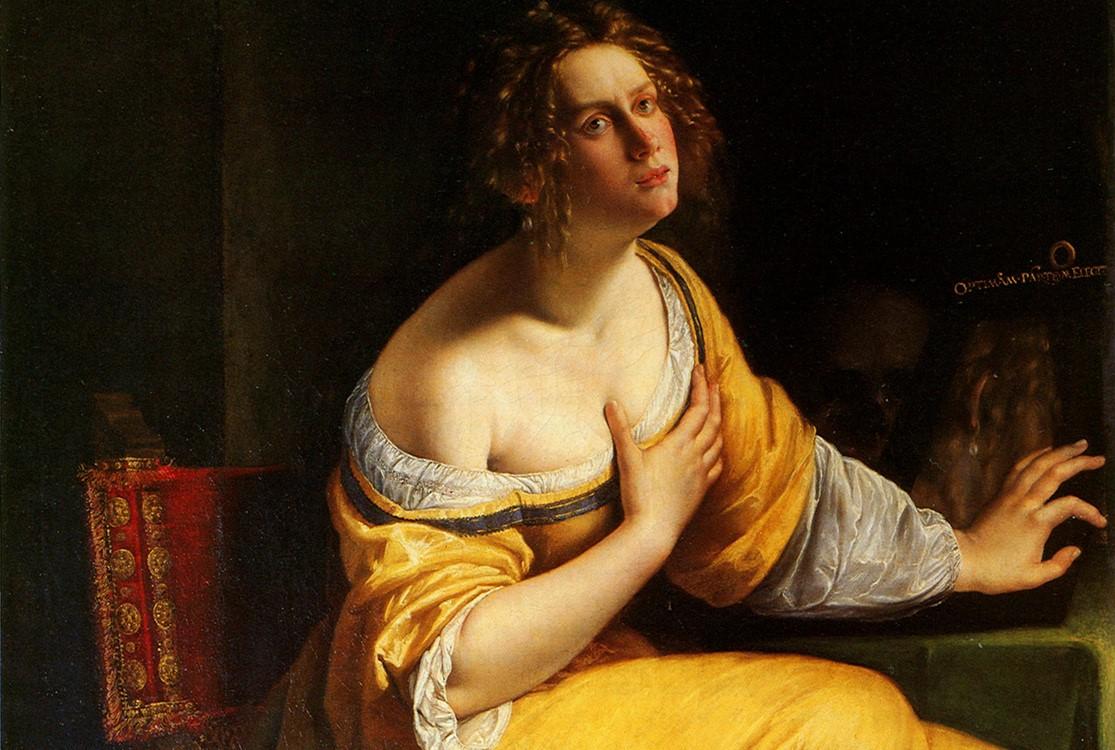 UTE – Seconda Lezione. Tra Carracci e Caravaggio. E La Maddalena Penitente
