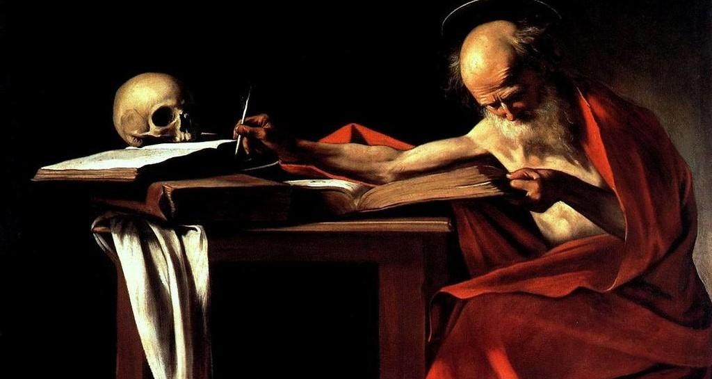 Il pARTicolare. Il San Girolamo Scrivente di Caravaggio