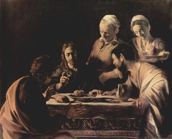 Il pARTicolare. Caravaggio e Leonardo Da Vinci: la Rivelazione, il Gesto, il Riposo