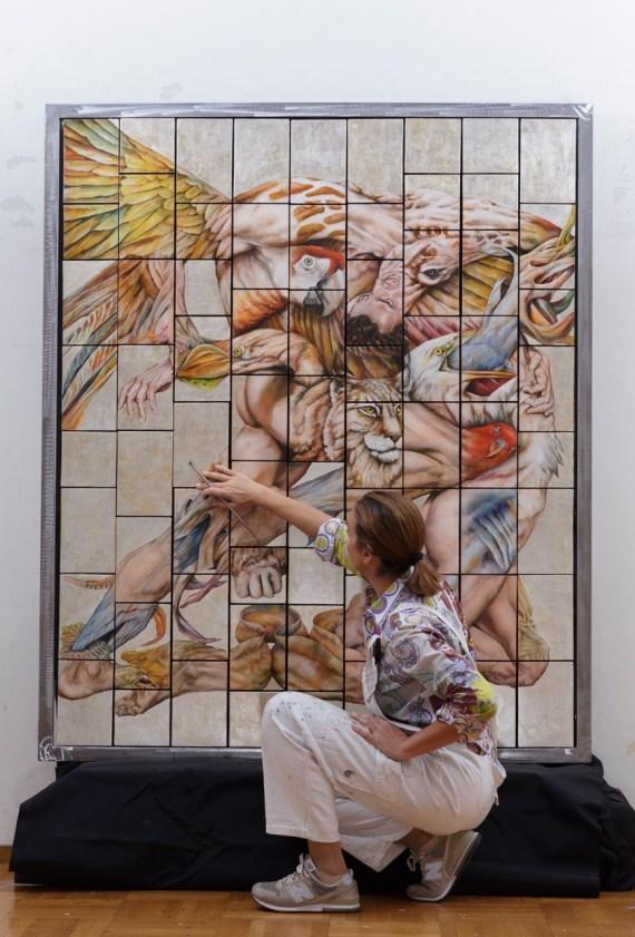 EXHIBITIONS – Camilla Ancilotto a Palazzo Collicola, Spoleto