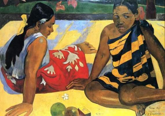 JOURNEYS – Il pARTicolare. Paul Gauguin a Dresda