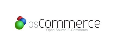 Logotipo oscommerce plataformas open source