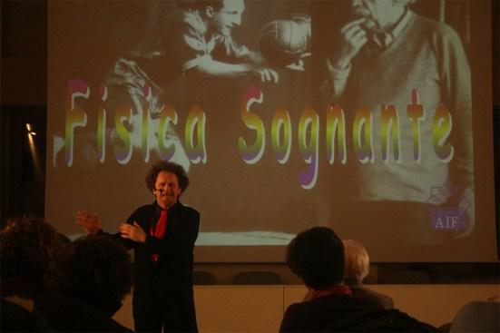 Fisica Sognante x Docenti al Museo Balì di Saltana
