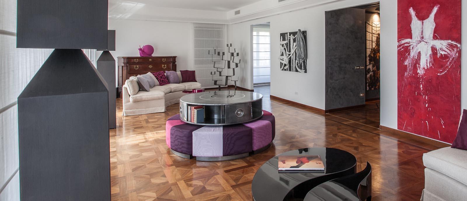 Sorprendere gli armatori, e fino ad oggi ci è riuscita. Luxury Interior Design Design Interni Immobili Di Lusso