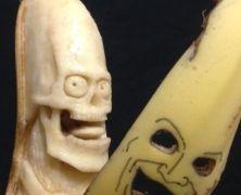 Banana Art – sculture fatte con le banane!!