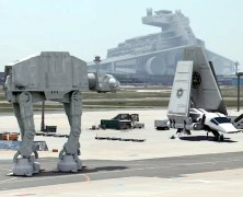 Star War Ep.VII – Airport