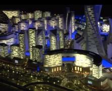 World's First Climate-Controlled City – La prima città al mondo dal clima controllato