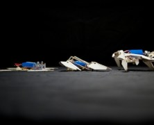 SUMMER EVOLUTION – Origami-Robot folds itself!  – Robot che si montano da soli!