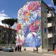 L'arte fa rinascere le periferie di Roma – Rome's poor suburbs get a street art and reborn