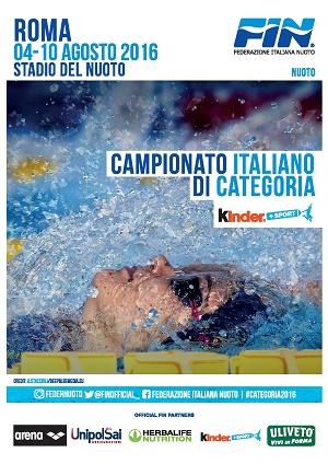 Camp ITA Categoria 2016  Tutte le info  LIVE STREAMING