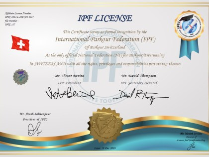 IPF Recognition
