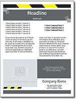 Free Templates for Sell Sheets - FedEx Office