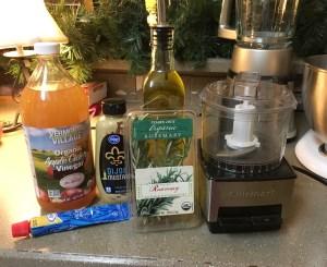 roundup for apple cider vinaigrette