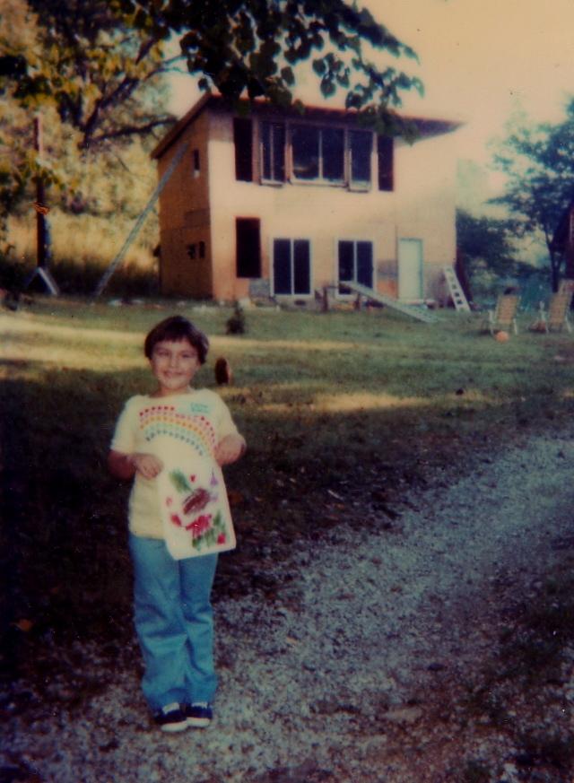 Clare starts school 1983