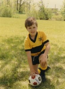 Soccer May 1987