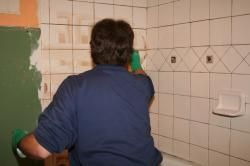 Rob grouting