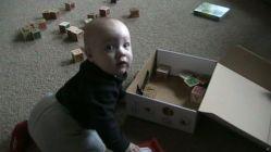 Spencer unpacking blocks