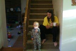 Spencer and Ellen