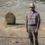 Rob at Geysir