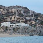 Resorts on the hillside