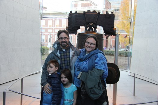 The Fedibbletys at the Liberty Bell