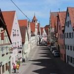 Street in Nordlingen