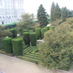 Gardens by the palace