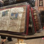 Gigantic prayer book