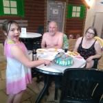 Meg, Dave, and Ellen