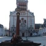 Benediktinerabtei in Trier