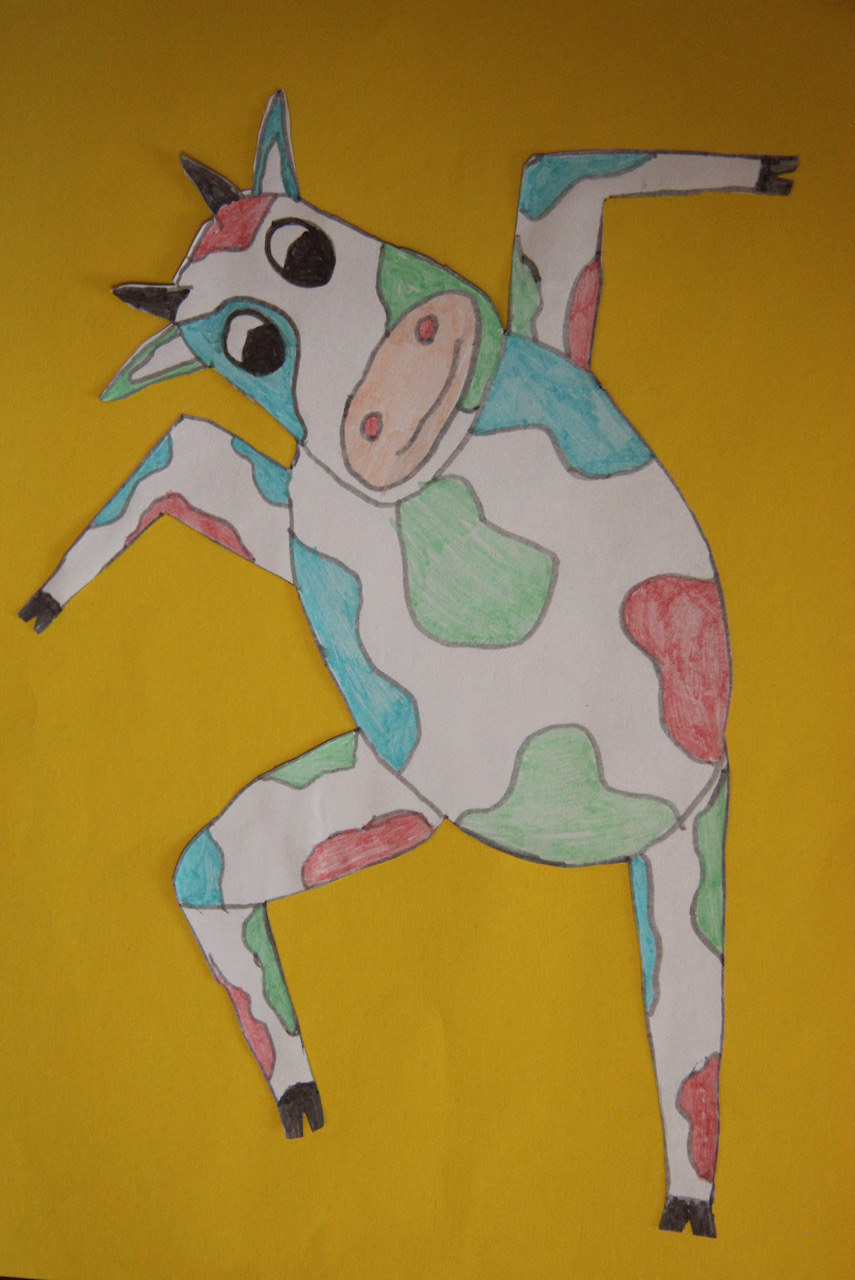 Dancing-cow