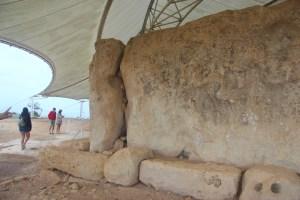3 meter high stone