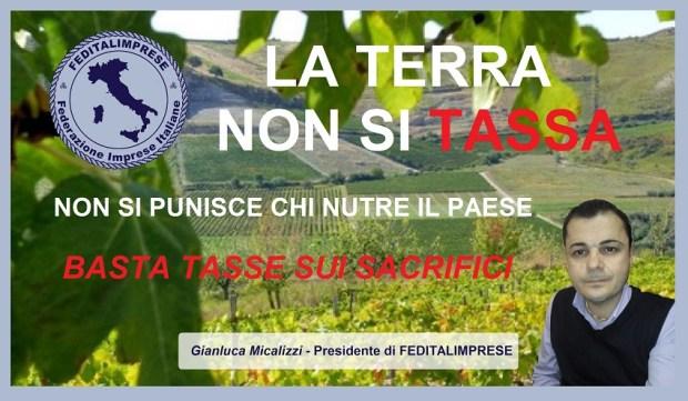 AGRICOLTURA tasse FEDITALIMPRESE