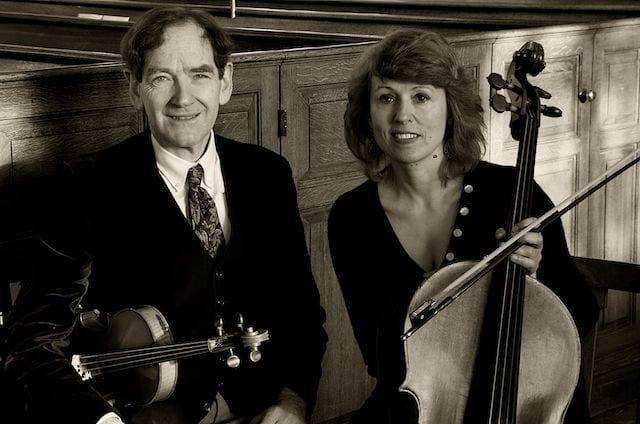 Roger Stimson and Joanna Borrett