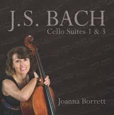 Unaccompanied Bach cd