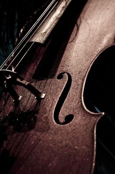 Improvising on the cello