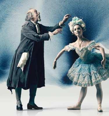 coppelia waltz by delibes
