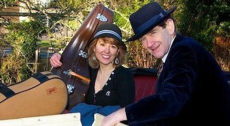 Joanna Borrett and Roger Stimson 2