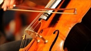 play by ear on the cello