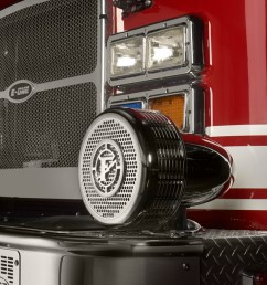 the q mt mount is designed for flat or curved bumpers on fire apparatus  [ 1140 x 925 Pixel ]