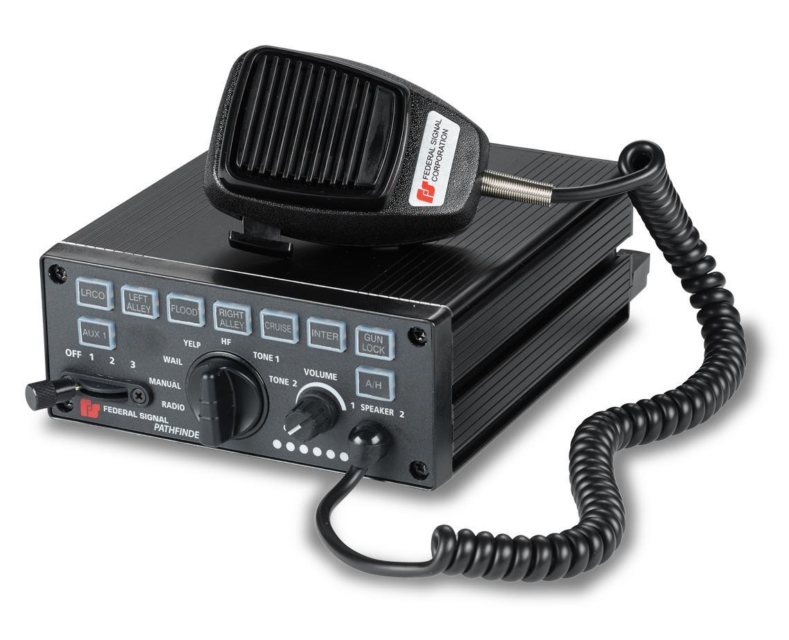hight resolution of pathfinder siren light controller