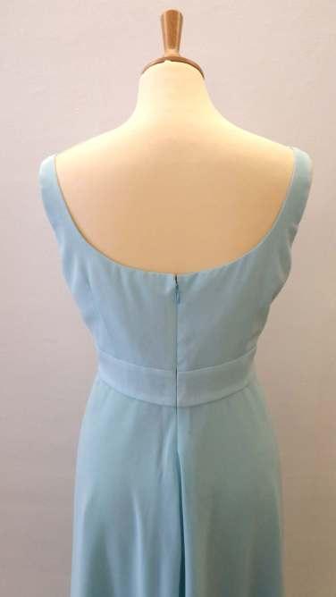 robe de demoiselle d'honneur sur mesure par Fée au Château couturière à Versailles
