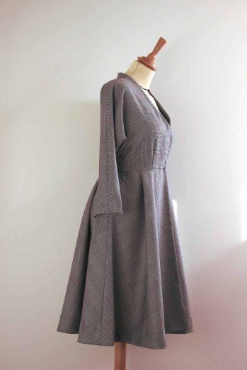 robe sur mesure par Fée au Château couturière à Versailles