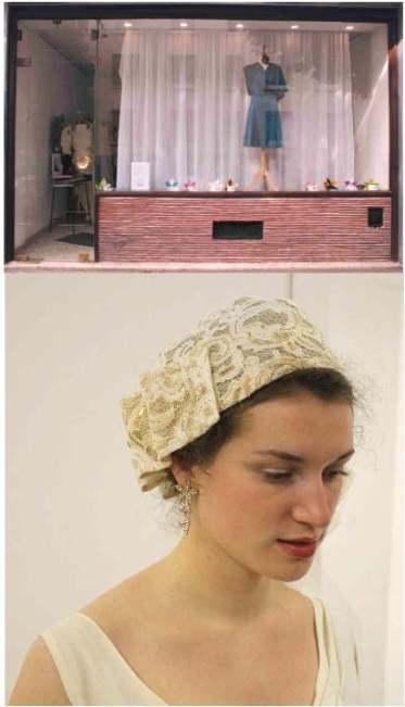 Fée au Château : atelier de couture sur mesure à Versailles