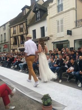 robe de mariée couture par Fée au Château