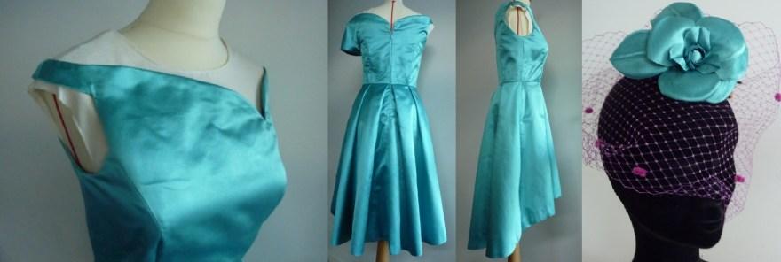 robe de soirée sur mesure Versailles