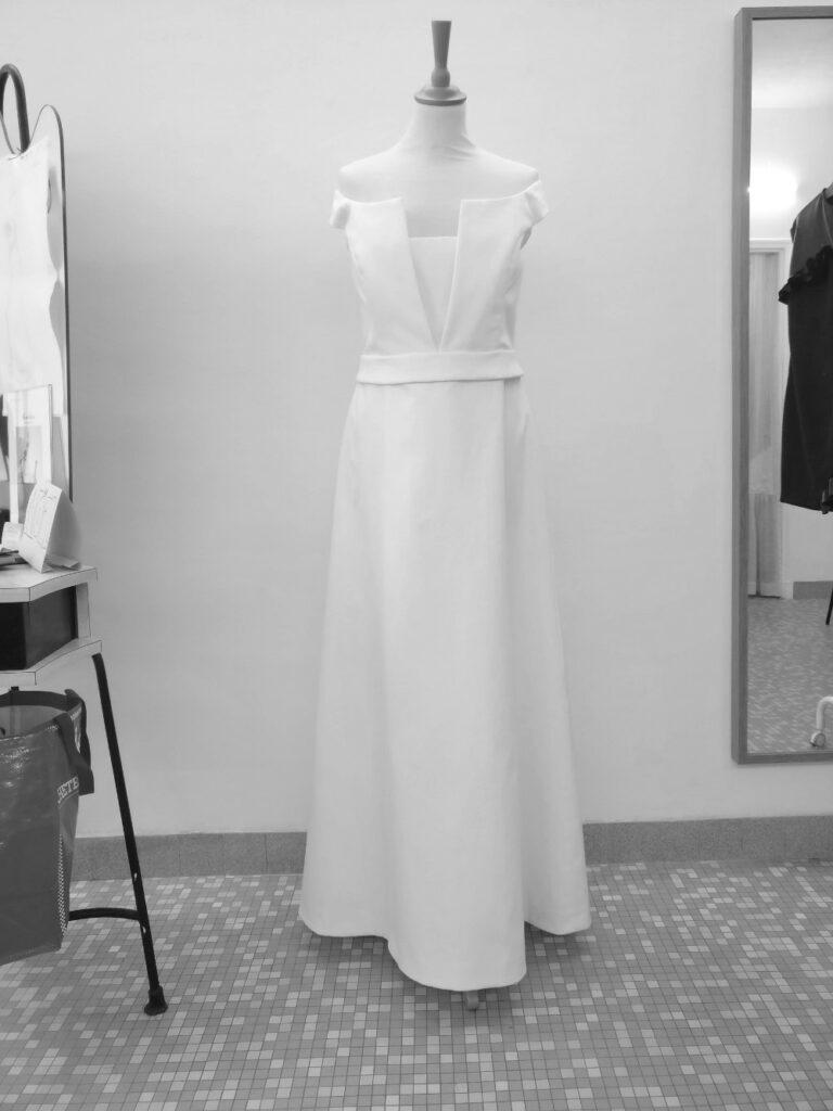 Fée au Château, des robes et tenues de mariage par un créateur couturière à Versailles