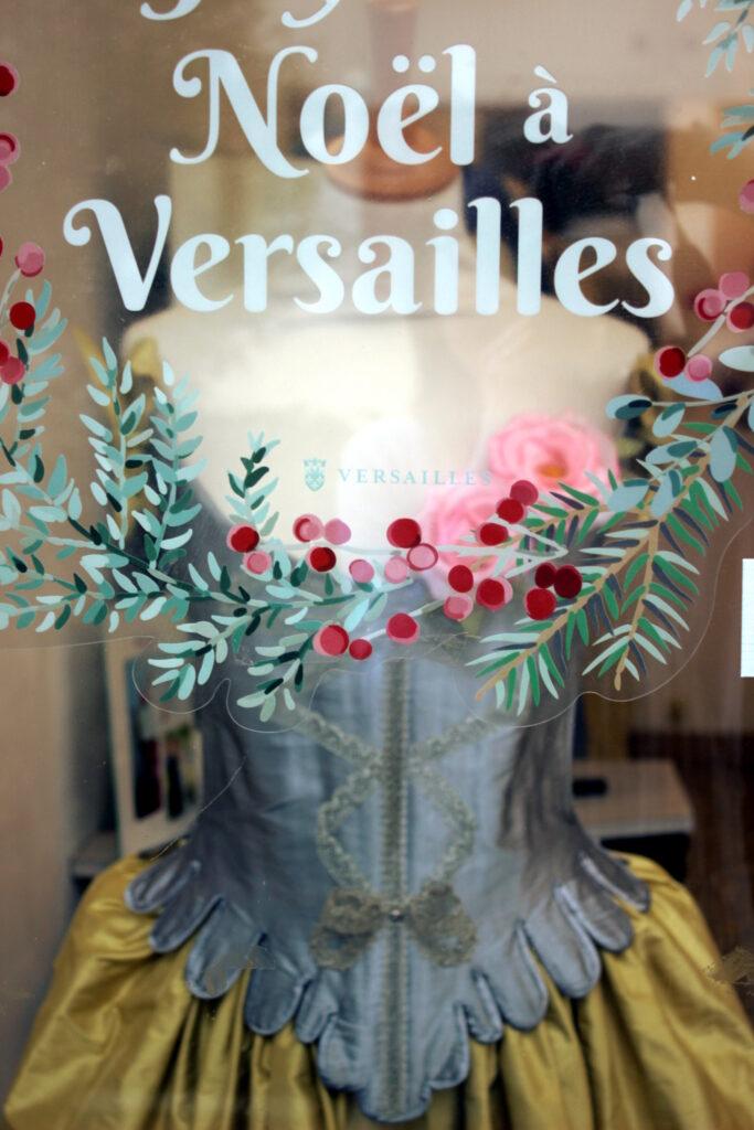 Fée au Château Costumes baroques sur mesure à Versailles