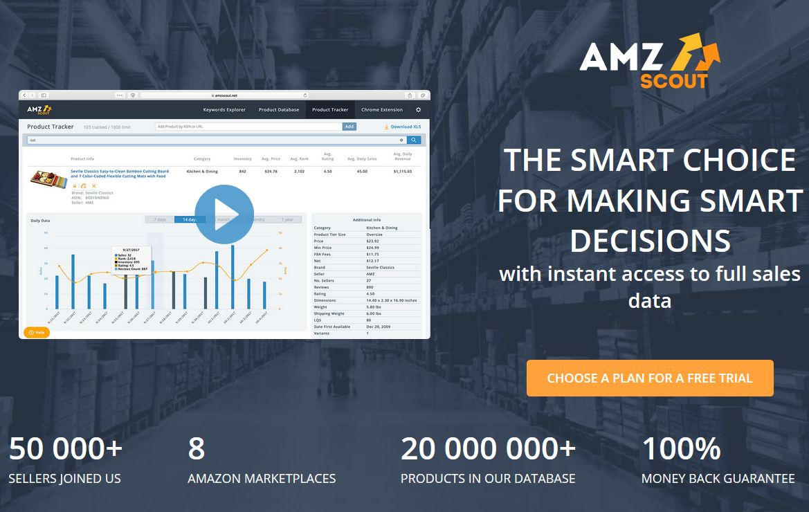 IOScout for Amazon